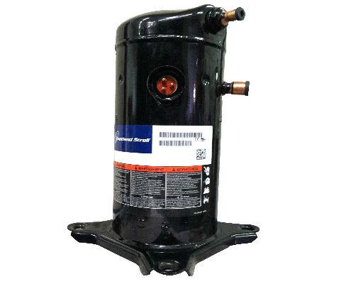Copeland Scroll Zr61kc Tfd 830 Refrigeration Compressor